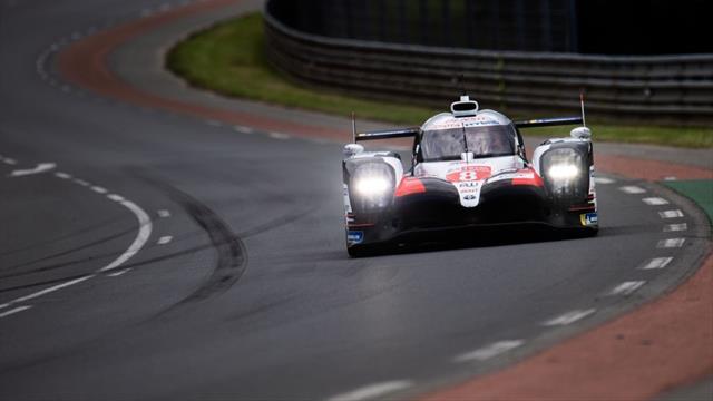 """Alonso sur le circuit des 24h: """"Même sur simulateur, vous avez des sensations à part"""""""