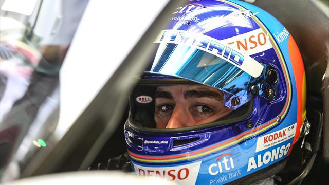 """24 Horas Le Mans 2019, Alonso ve difícil el triunfo: """"Tenemos un déficit de velocidad en las rectas"""""""