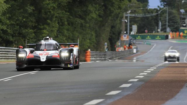 Toyota dominiert mit Fabel-Rundenzeit, Porsche übernimmt GTE-Pro-Führung