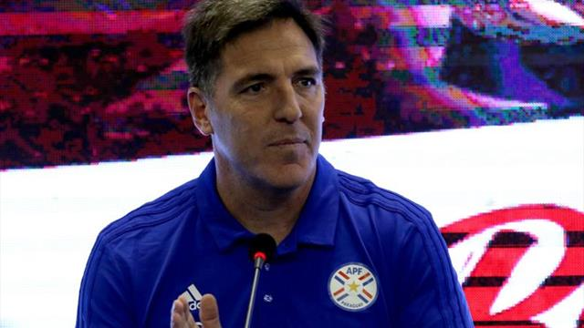 La Albirroja se instala en Río de Janeiro junto con 15 'sparring'