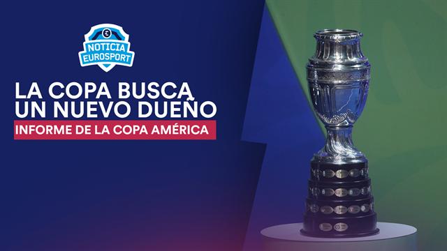 Informe Copa América: El ultimátum argentino y la costumbre uruguaya (Argentina-Colombia, 00:00)