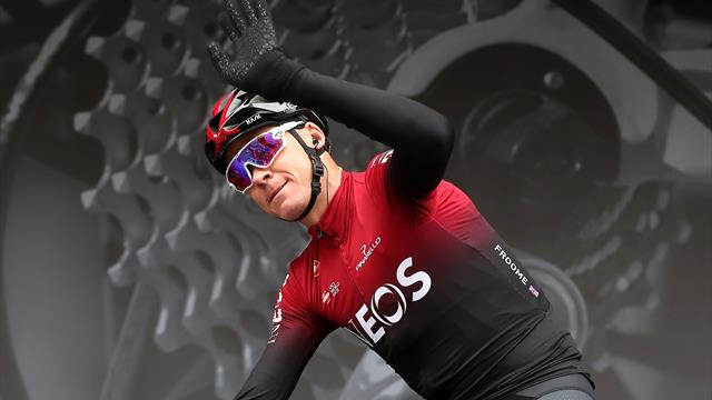 Vuelta a Espana boost for Chris Froome as he recovers from horror crash