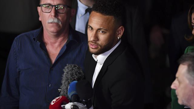 Vergewaltigungsvorwürfe: Neymar mehrere Stunden verhört