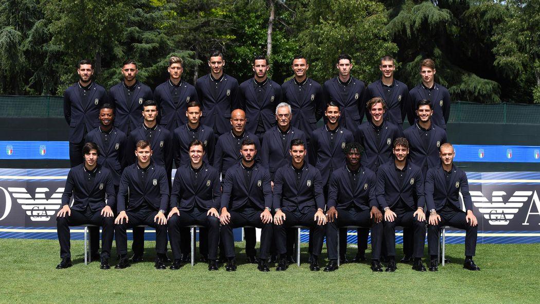 Calendario Italia Mondiali 2020.Europei Under 21 Calendario Le Partite Dell Italia Tv E