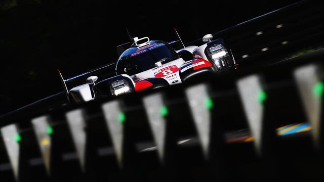 24 Horas de Le Mans 2019: Alonso, con un ojo en la victoria y el otro en el título (15:00)