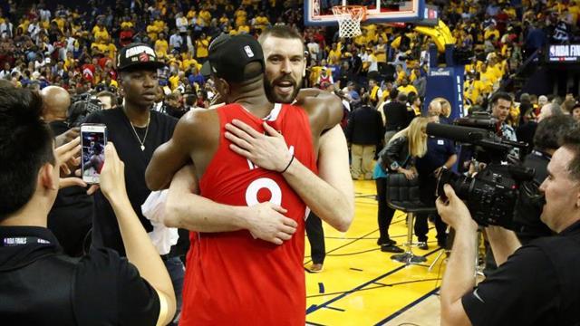 Los Toronto Raptors, el equipo más español de la historia de la NBA