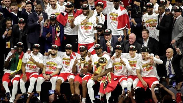 110-114. Los Raptors nuevos campeones de la NBA ante unos diezmados Warriors