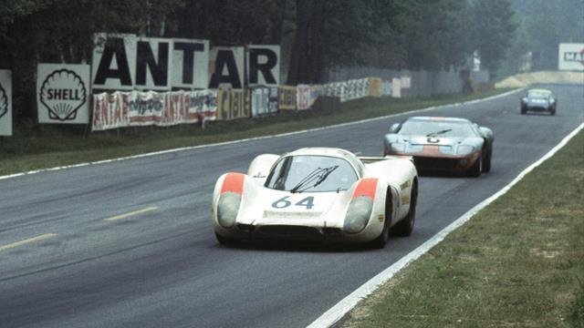 1969 : Ickx, un début en marchant pour une fin au bluff vers la victoire