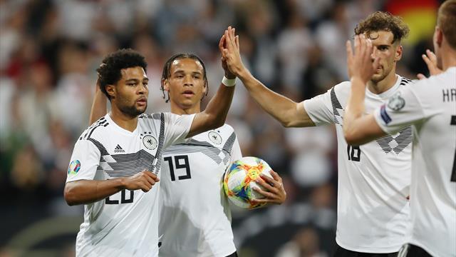 FIFA-Weltrangliste: DFB-Team klettert