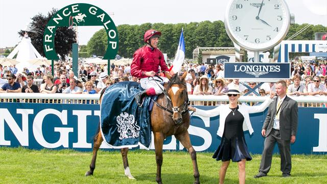 Dettori's tip on how to win Prix de Diane Longines - 'one of the biggest days in France'