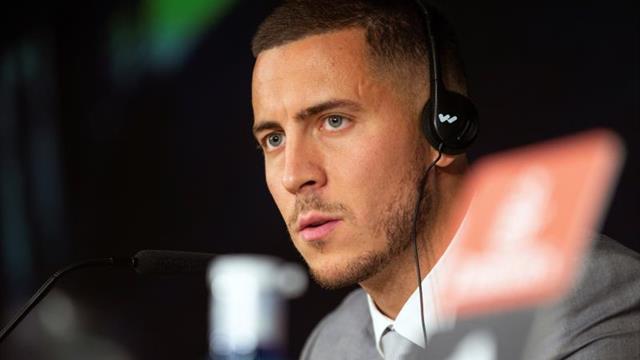 La prensa belga se asombra por el recibimiento de Hazard en el Real Madrid