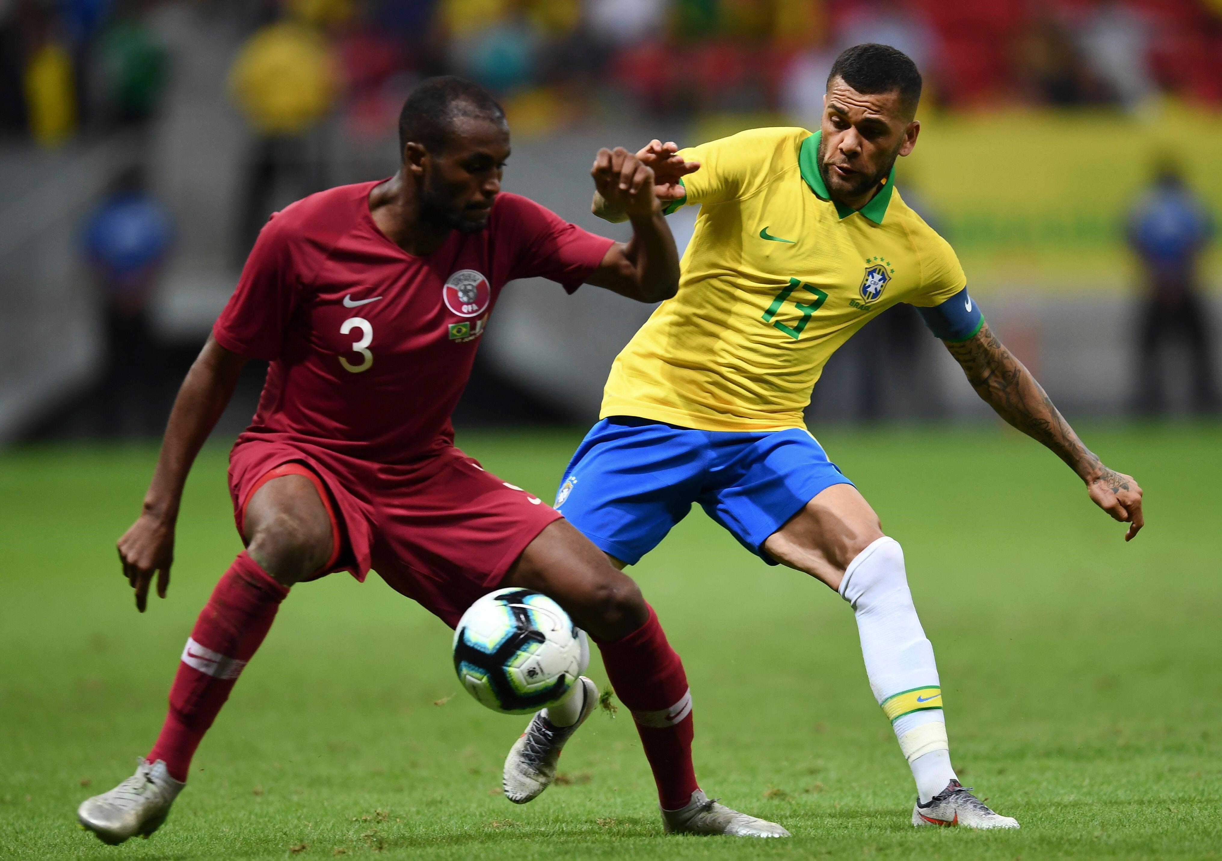 Katar, bu yıl Copa America'da mücadele edecek.