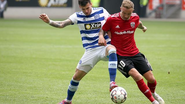 3. Liga: Lezcano und Kittel verlassen Ingolstadt