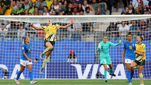 Kadınlar Dünya Kupası raporu: Sekizinci gün