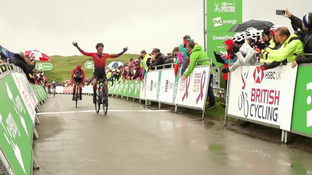 Stage 4: Kasia Niewiadoma clinches victory