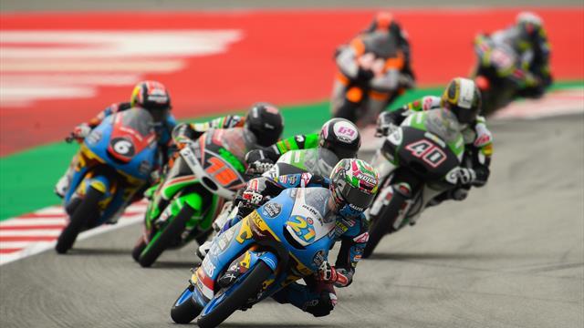 Moto3 | Vrije training 1&2