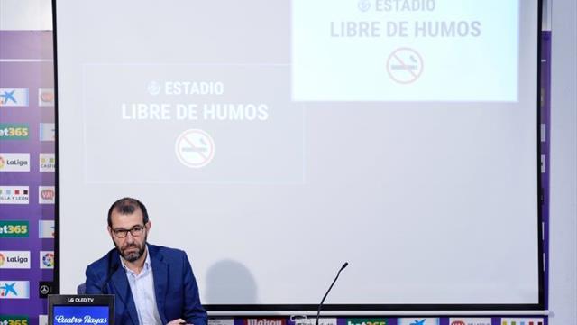 El Valladolid invierte 2 millones en 1ª fase de remodelación del estadio
