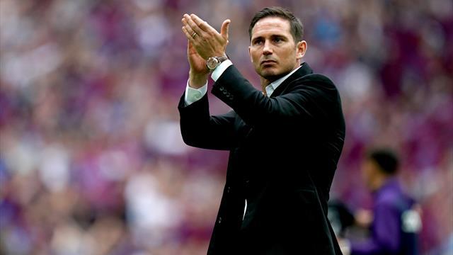 Chelsea set to make approach for Frank Lampard