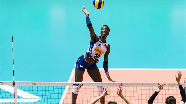 Paola Egonu salta l'ultima tappa di Nations League. L'azzurra rientrerà nelle Final Six