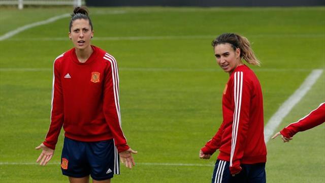"""Mariona Caldentey: """"El fútbol fue mi vía de escape cuando se murió mi padre"""""""