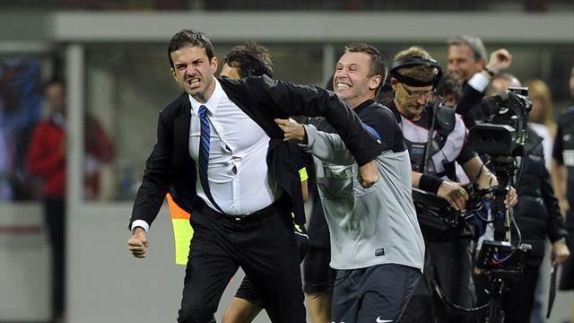 Dall'impresa allo Stadium con l'Inter fino all'Iran: il pazzo viaggio di Andrea Stramaccioni
