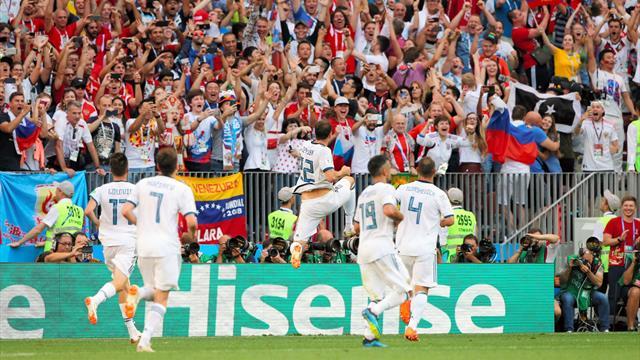 Дзюба – о матче с Испанией на ЧМ: «На пенальти Газинский и Дзагоев орали, что Фурик 2 точно возьмет»