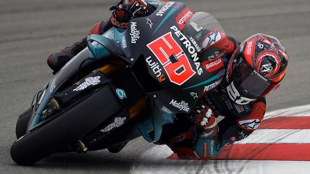 MotoGP | Quartararo snelste op de vrijdag