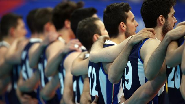 Volley Nations League: Italia-Giappone maschile in diretta tv e Live-Streaming