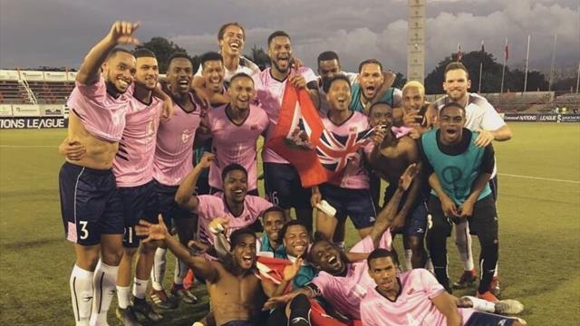 Şeytan Üçgeni'nden Dünya Kupası'na: Bermuda