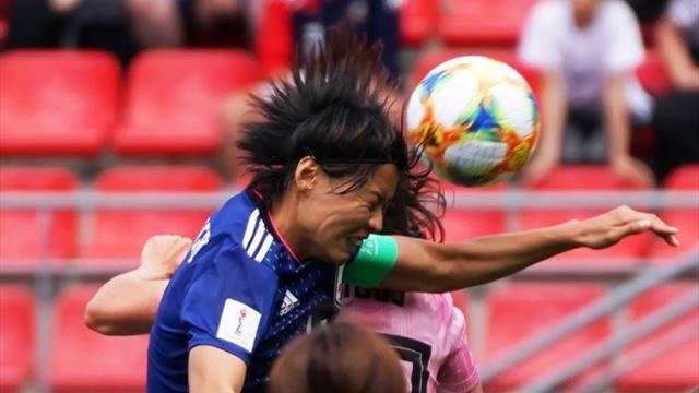 2-1. Japón supera a Escocia y se posiciona para los octavos