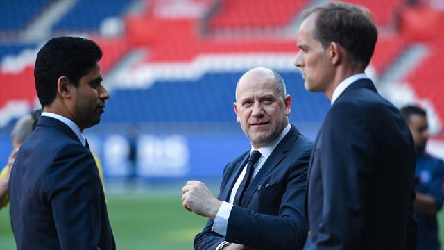Wegen Tuchel? PSG trennt sich von Henrique und präsentiert neuen Sportdirektor