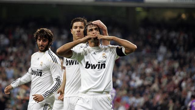 Raúl o Xabi Alonso, madridistas históricos que ya optan al banquillo blanco