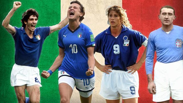 Una tripletta ai Mondiali! Cristiana Girelli come Paolo Rossi, Angelo Schiavio e Carolina Morace