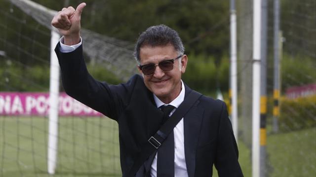 Osorio desea devolverle la supremacía a Atlético Nacional en Suramérica