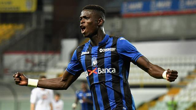 L'Atalanta è Campione d'Italia Primavera: battuta l'Inter 1-0, decide Colley