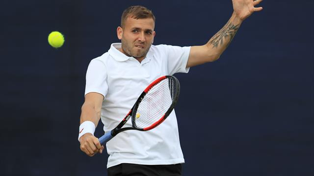 Dan Evans fights back in Nottingham to keep winning run going