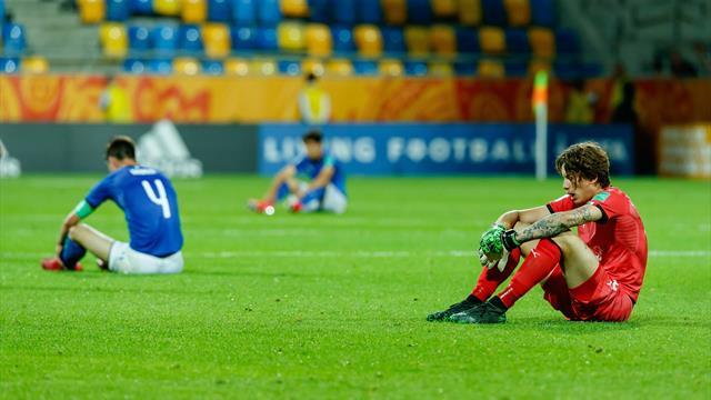 Italia Under 20 ko contro l'Ecuador: Olivieri sbaglia un rigore, 0-1 e azzurri quarti
