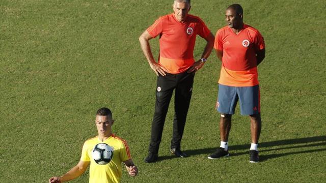 """Queiroz: """"En un partido entre Colombia y Argentina seguro ganará el fútbol"""""""