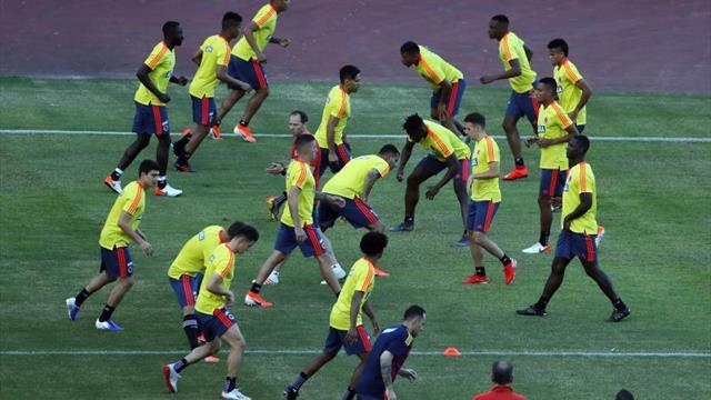 Argentina y Colombia abren el Grupo B en un partido con matices de clásico
