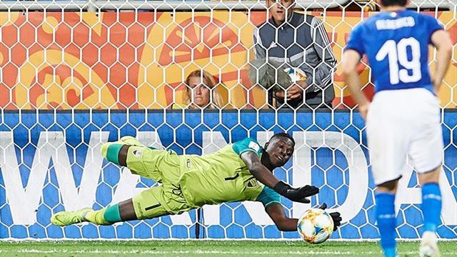 0-1. Ecuador hace historia con el tercer puesto del Mundial de Polonia