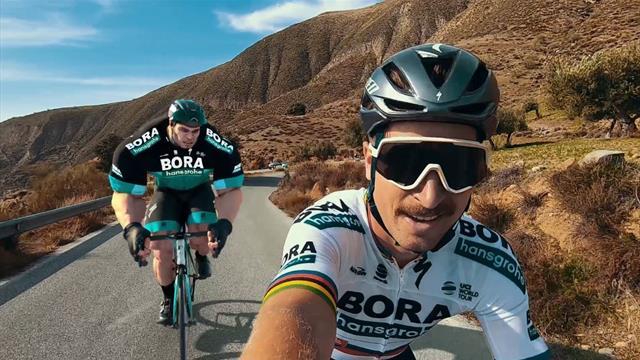 Tour der France oder nicht? Ion Göttlich stößt an seine Grenzen