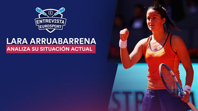 """Lara Arruabarrena: """"He tenido problemas de confianza"""""""