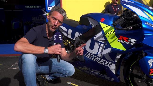MotoGP: De Suzuki van Alex Rins