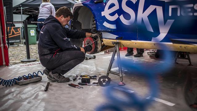 Sports Racing Technologies en tête de la lutte des équipes en ERC