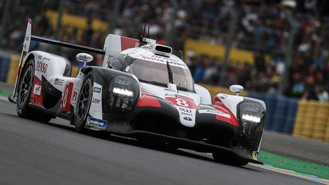 24 Hours of Le Mans: Toyotas battle for victory in closing hour