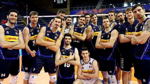 Volleyball Nations League: Italia-Australia 3-1, gli highlights