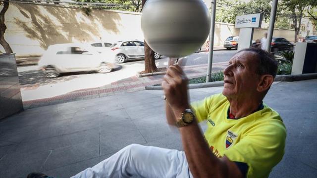 La celeste debuta en la Copa América