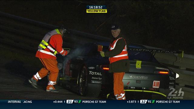 Aus für Lamy: Aston Martin muss abgestellt werden