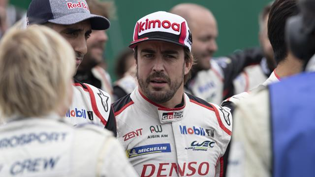 Nouvelle victoire pour Fernando Alonso sur Toyota