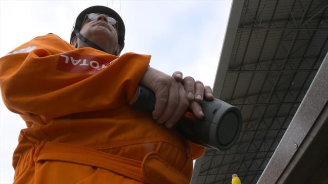 24 Horas de Le Mans 2019: La particular 'Guardia Civil de tráfico' de boxes